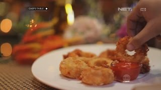 Video Chef's Table - Cheese Onion Rings MP3, 3GP, MP4, WEBM, AVI, FLV September 2018