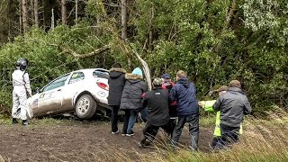 My video from a very action packed Lakelands Forestry Rally 2016. The event was based around Enniskillen and the stages were located in the Derrygonnelly area.  This is my first video to be uploaded in full HD an the first i've uploaded from a new editor so hopefully you like it! Well done to overall winner Sam Moffett and well done to Shane McGirr on the modified win. Make sure to Like, Share and Subscribe!