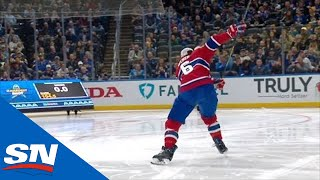 2020 NHL All-Star Skills Competition: Hardest Shot by Sportsnet Canada