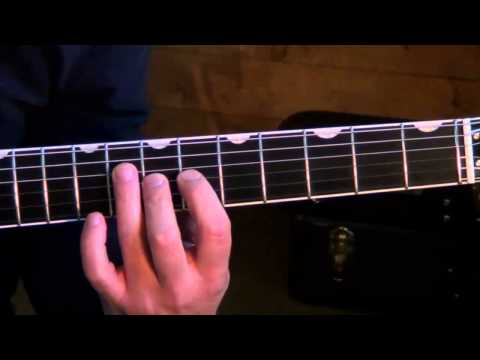 JOHNNY B. GOODE TUTORIAL CHITARRA - LEZIONE - CHUCK BERRY