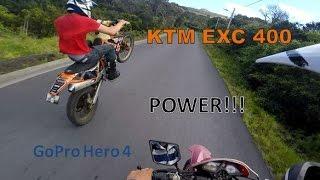 9. KTM EXC 400