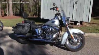 4. Harley Davidson 2011 Heritage Softail Classic