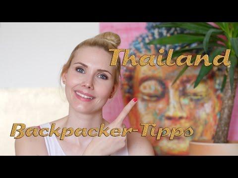 10 Backpacker-Tipps für Thailand