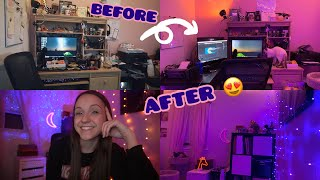 OFFICE MAKEOVER + my twitch streaming set up!! by Silenced Hippie