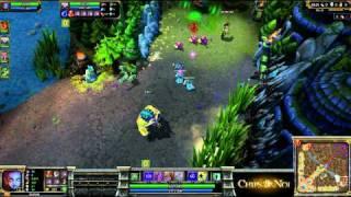 (HD93) Dreamhack ALS vs SK -Part1- League Of Legends Replay [FR]
