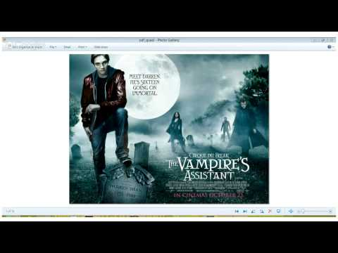 Cirque Du Freak: The Vampire's Assistant Movie Commentary