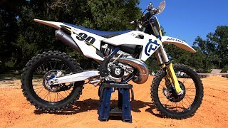 7. 2019 Husqvarna TC250 2 Stroke - Dirt Bike Magazine