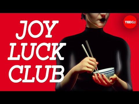 "Why should you read ""The Joy Luck Club"" by Amy Tan? - Sheila Marie Orfano"