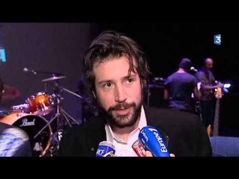Antonin Baudry au festival d'Angoulême 2013