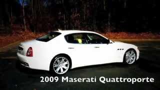 2009 Maserati Quattroporte GT Overview