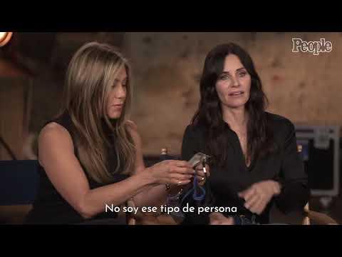 Friends: La Reunión   Entrevista exclusiva para PEOPLE 2021 (Sub. Español)