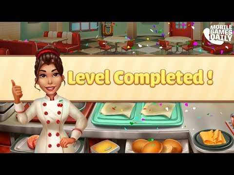 Cook It! Chef Restaurant Cooking Game - Walkthrough Levels 1-5 (iOS Android)