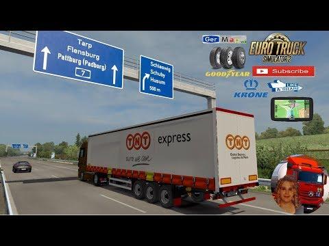 JBK 10 Schmitz Huckepack Trailer 1.35.x