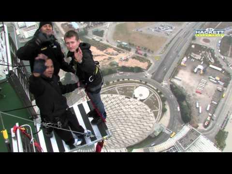 Dünyanın En Yüksek Bungee Jumping'i