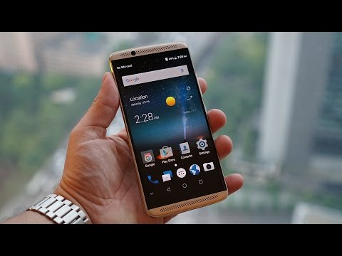 ZTE Axon 7 Hands On: All Flagship, All Sound, Great Price