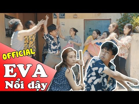 Phim ca nhạc SỰ NỔI DẬY CỦA EVA - TRUNG RUỒI, THƯƠNG CIN - MV PARODY - Thời lượng: 5 phút, 47 giây.