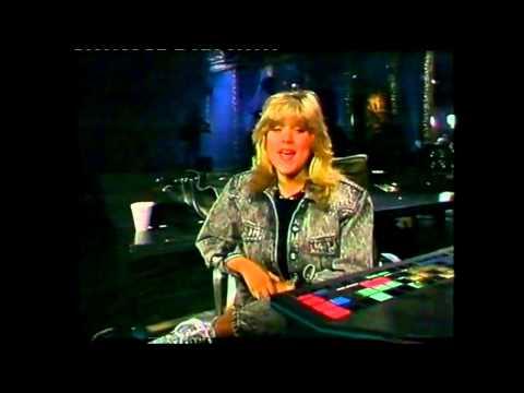 Countdown (Australia)- Samantha Fox Guest Hosts Countdown- March 8, 1987- Part 3