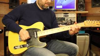 Video Tele 52 MJT Body   All Parts Neck   Lollar Pickups MP3, 3GP, MP4, WEBM, AVI, FLV Juni 2018