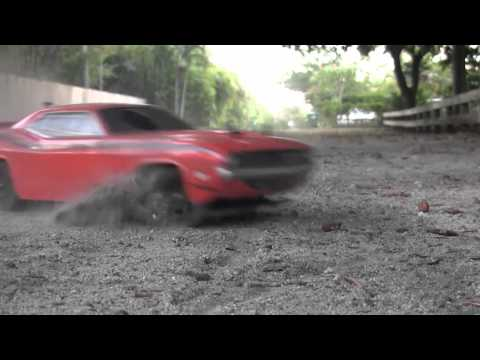 The Greatest RC Car Chase Ever - The Trailer