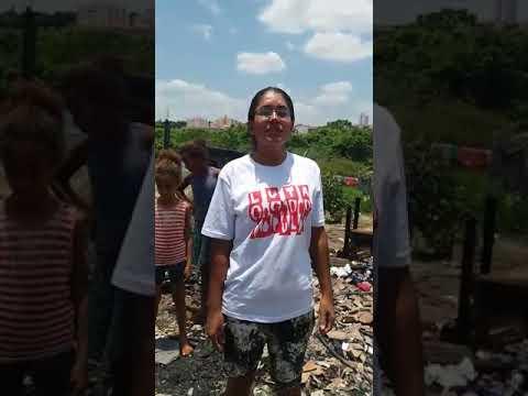 Moradora da favela do Vila Itália culpa município por insegurança de barracos