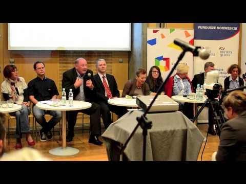 Excerpts from the public debate on equal marriage rights and LGBT rights in Warsaw 11th October