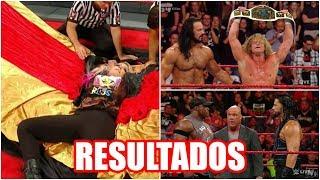Video RESULTADOS DE WWE RAW 18 DE JUNIO DE 2018 | RONDA ROUSEY SUSPENDIDA MP3, 3GP, MP4, WEBM, AVI, FLV Juni 2018