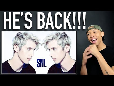 Video Troye Sivan: My My My! & The Good Side (Live) - SNL | (REACTION) download in MP3, 3GP, MP4, WEBM, AVI, FLV January 2017
