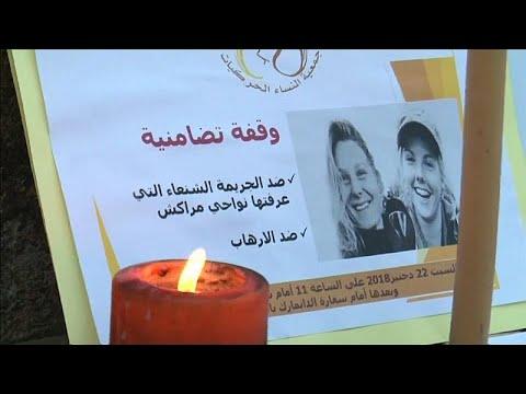 Marokko: Mord an Touristinnen - Angeklagte zum Tode v ...