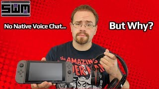 Since the announcement of the Nintendo Switch Online App that is used to enable voice chat, people have been wondering why a...