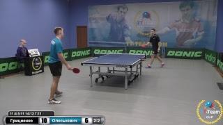 Грициенко Н. vs Олеськевич А.