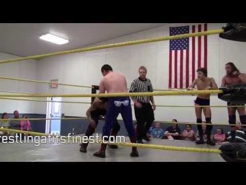 Pure Pro Wrestling Power Half Hour (Season 2 - Ep 1)