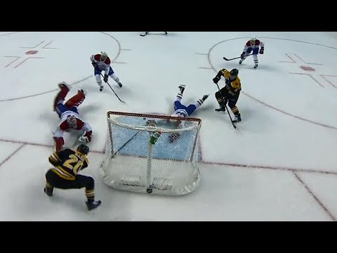 Video: Canadiens' suffer close call on the goal-line