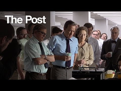 Josh Does Movies: The Post Review
