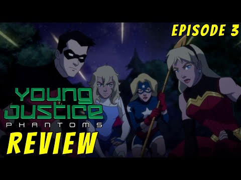Young Justice Season 4 Episode 3 | IN DEPTH REVIEW