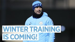 Download Video WINTER IS COMING | Man City Training MP3 3GP MP4