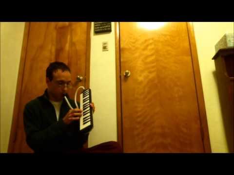 Tarde em Itapoa - Melodica/Escaleta