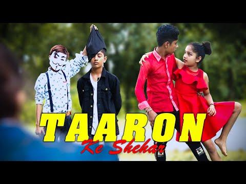 Taaron Ke Shehar | Neha Kakkar | Love Story | Dance Cover  Video | SD KING CHOREOGRAPHY | New Song