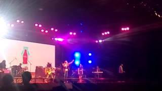 toota jo kabhi tara live performance by Sachin Jigar at NIT TRICHY FESTEMBER 2016