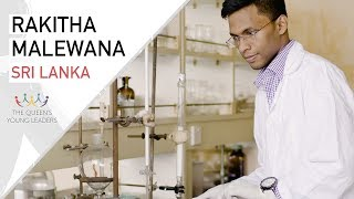 Rakitha works to encourage school children to get involved in scientific innovation through ideanerd Sri Lanka. The Queen's Young Leaders programme discovers, celebrates and supports exceptional young people from across the Commonwealth.Find out more at https://queensyoungleaders.comSubscribe ► http://bit.ly/1gXbQkj Visit Us ► http://comicrelief.comFacebook ► https://facebook.com/comicreliefTwitter ► https://twitter.com/comicrelief-------------------------------------------Thanks for all your support - sharing the video and leaving a comment is always appreciated. Please respect each other in the comments!Donate: https://www.comicrelief.com/donateOur mission is to drive positive change through the power of entertainment.© Comic Relief 2017. Registered charity 326568 (England/Wales); SC039730 (Scotland)
