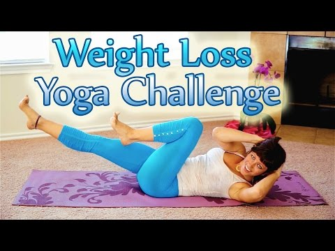 Weight - Exclusive Content @ http://www.patreon.com/psychetruth Yoga Weight Loss Challenge Workout 2, 25 Minute Yoga Meltdown Beginner & Intermediate Fat Burning In this Yoga workout video, Jen Hilman...