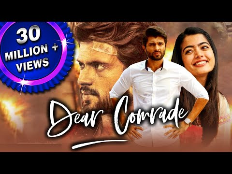 Dear Comrade (2020) New Released Full Hindi Dubbed Movie | Vijay Devarakonda, Rashmika, Shruti
