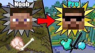 Video Ultimate&Easy Ways to Transform from NOOB to PRO in Minecraft MP3, 3GP, MP4, WEBM, AVI, FLV Juni 2018