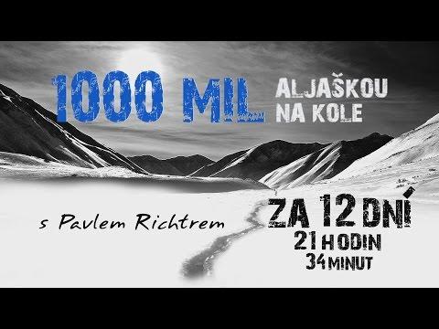 1000 mil Aljaškou na kole s Pavlem Richtrem (2014, 27 min)
