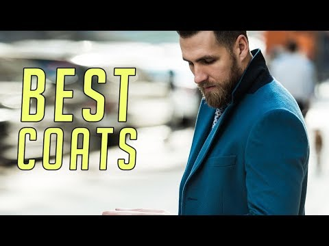 My 6 FAVORITE Winter Coats || Overcoats, Trench Coats and Shearling Jackets || Men's Fashion 2018 ||