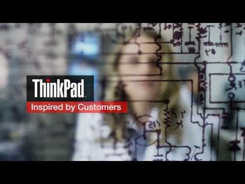Lenovo ThinkPad: Inspired by Customers (T420s, X220, T420, X220 Tablet, L420)