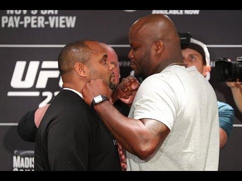 Todas as encaradas do Media Day do UFC 230