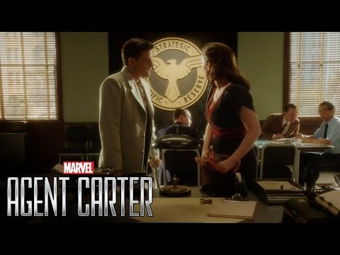 Touring the SSR - Marvel's Agent Carter