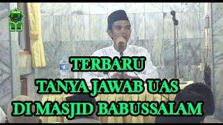 Video Tanya Jawab Terbaru Ustadz H. Abdul Somad, Lc.MA di Masjid Babussalam MP3, 3GP, MP4, WEBM, AVI, FLV Oktober 2018