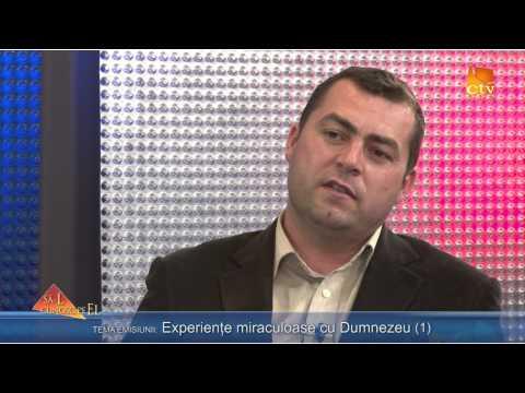 397. Cristian Claudiu Bogeanu - Experiente miraculoase cu Dumnezeu (1)