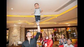 Video NSUT Quốc Cơ diễn xiếc siêu mạo hiểm với con trai 1 tuổi MP3, 3GP, MP4, WEBM, AVI, FLV September 2018